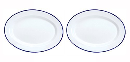 (Low Serving Oval Dish)