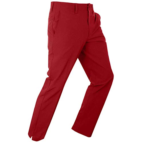 Callaway Chev Tech Opti-Dri Stretch Lightweight Pants Mens Golf Trousers II Lychee -