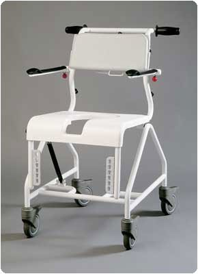 amazon com soft hygiene cushion for the etac mobile shower chair