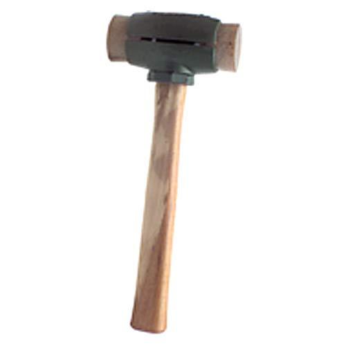 Rawhide Hammer with Face - 6.5 lbs Wood Handle 23/4? Head Diameter