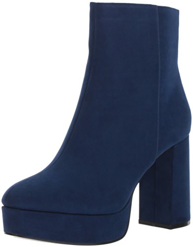 Pictures of Chinese Laundry Women's Nenna Boot Navy NENNA MICRO SUEDE 1