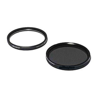 Sony VF25CPKS PL Filter for 25mm, MC Circular PL Filter & MC Protector