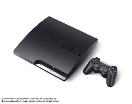 プレイステーション3本体 チャコール・ブラック [CECH-2100A] (HDD 120GB)