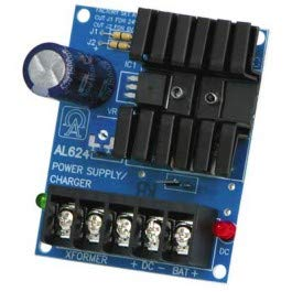 (Power Supply 6/12/24 VDC @ 1.2A)