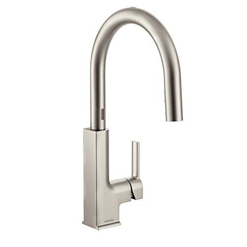 moen kitchen faucet motion - 6