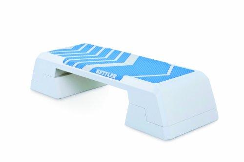 Kettler Aerobic Step, Taubenblau/Perlmutt Weiß, 07361-200