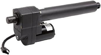 "Warner Linear K2xG05-12v-08 B-Track K2 8"" Stroke Length Rugged Duty Actuator"
