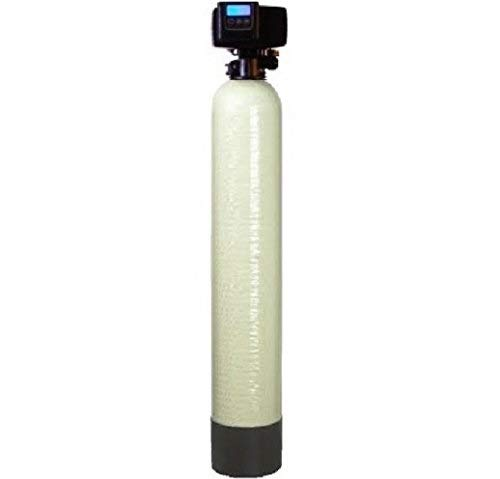 Air Injection Iron Eater Filter Great at Removing Iron Manganese, H2S Whole Home, Almond Series by DuraWater
