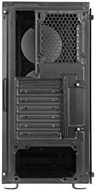 Cooltek DREI Midi Tower, Nero ATX/M-ATX/ITX