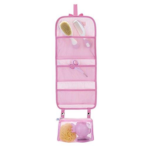 Chicco 00005934000000 Set Igiene per Cura dei Bambini, Rosa