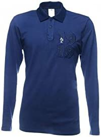 polo adidas manche longue homme