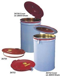 JustRite 26750 55 Gallon Drum Cover