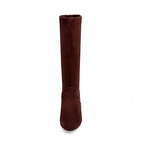 Sconosciuto MNS02395 Marrone 42 Donna A Brown 1TO9 EU Collo Alto wwAfOqB