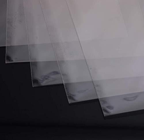 Amazon.com: Xingzi 200 bolsas de celofán planas con cierre ...