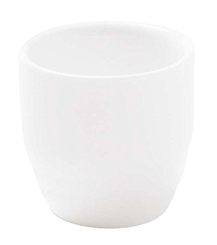 Paderno World Cuisine Porcelain Sake Cup, 1-1/2-Ounce, White 49655-26