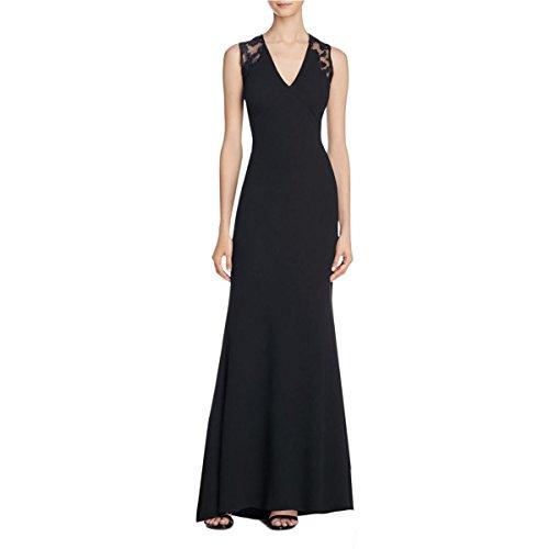 js boutique black lace dress - 2