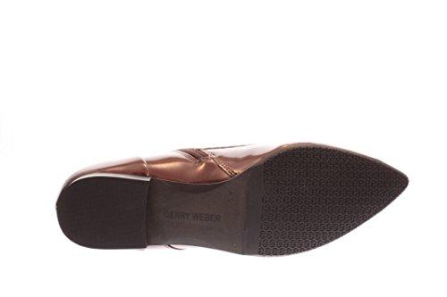 Mujeres Zapatos con cordones inka red rojo, (inka red) G53006-461
