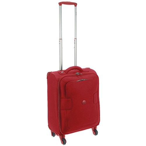Delsey Tuileries valigia da cabina a 4 ruote 55cm Rot