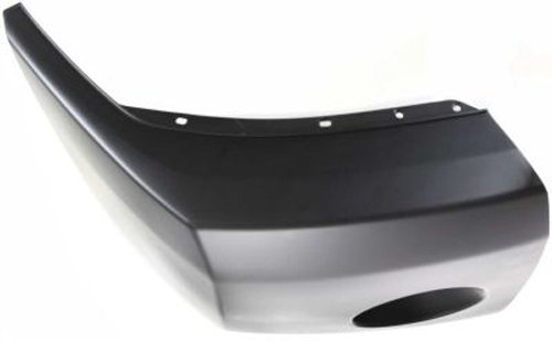 CPP Front, Passenger Side Bumper End for Nissan Armada, Pathfinder, Titan NI1005145