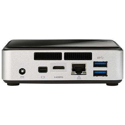 intel nuc d54250wyk mini hdmi mini displayport usb 3 0 intel hd graphics 5000. Black Bedroom Furniture Sets. Home Design Ideas