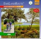 Emsland Route 1 : 50 000. Radwanderkarte