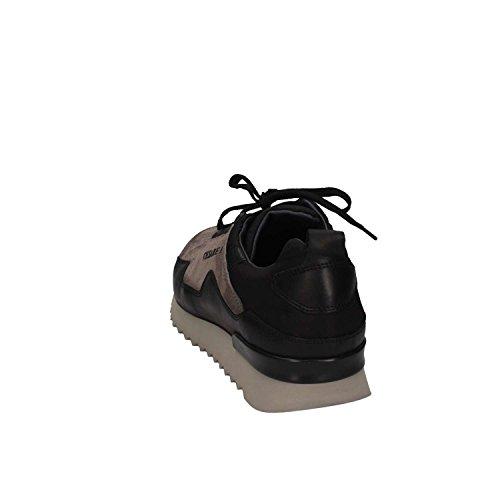 Caesar P. Paciotti Zf01 Grafiet Leer Sneaker Mann Grau