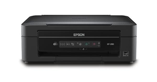 Amazon.com: Epson Expression Home XP-200 Wireless All-in-One ...
