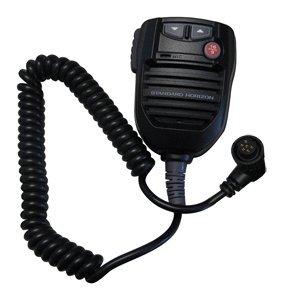 Standard Horizon CB3961001 Replacement Microphone for GX2360S GX5000S GX5500S Quantum series (Black)