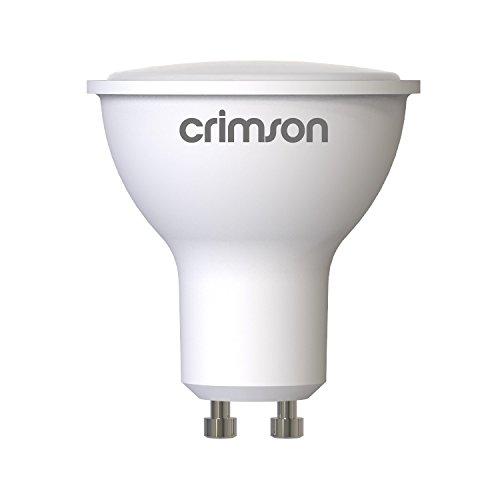 W Éclairage 5 Gu10 Lm® Ampoule 120° Angle Led Blanc Rail Sur OwP0k8n