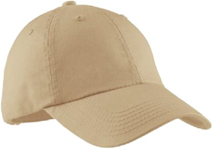 Port Authority - Ladies Garment Dyed Cap. LPWU - Stone