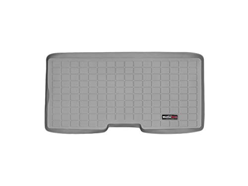 WeatherTech Custom Fit Cargo Liners for Chevrolet Trailblazer EXT, Grey (Chevrolet Trailblazer Cargo Liner)