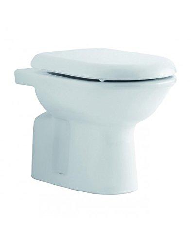 Ydra Pozzi Ginori Sedile.Vaso Mod Ydra Bianco Con Sedile Pozzi Ginori 063394 Amazon It