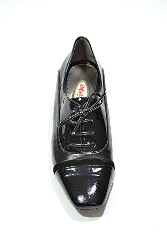 Melluso Francesine scarpe donna nero M5075