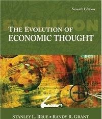 The Evolution of Economic Thought (with Printed Access Card (InfoTrac 1-Semester, Economic Applications Online Product)