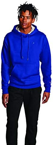 Champion Men's Powerblend Fleece Pullover Ho