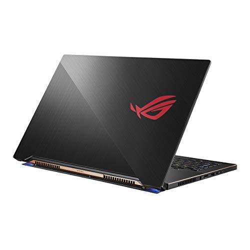 "ASUS ROG Zephyrus S17 GX701LWS-EV029T - Ordenador portátil Gaming 17.3"" FullHD (Intel Core i7-10750H, 32GB RAM, 1TB SSD, NVIDIA RTX2070-8GB Super, Windows 10 Home) Negro - Teclado QWERTY español"
