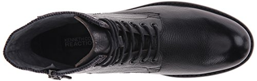 Kenneth Cole Reaction Hombres Select All Combat Bota Black