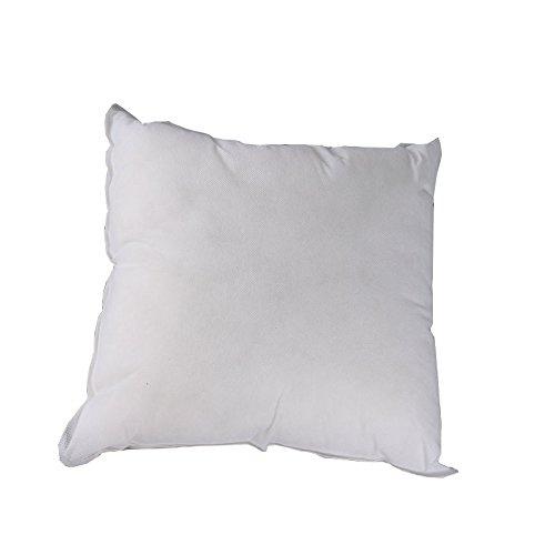 Sallydream- Relleno de Cojin 45X45cm Sofa Blanco Algodón: Amazon.es: Hogar