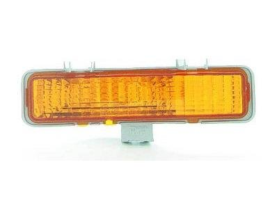 S15 Parking Signal Light (DRIVER SIDE FRONT SIGNAL LIGHT Chevrolet S10, Chevrolet S10 Blazer, GMC S15 Jimmy, GMC Sonoma PARKING/LH [IN THE BUMPER])