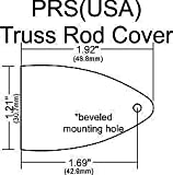 LukeSpiers Truss Rod Cover for Paul Reed Smith PRS