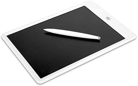 Dmxiezib 10-Zoll-Handschrift-Brett-elektronischer Graffiti-Brett-Computer LCD-handgemalte Brett-Kinderzeichnung und Reißbrett-Weiß-Erwachsen-Schreibplatte LCD-Schreibplatte