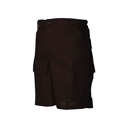 Tru-Spec BDU Shorts Polyester-Cotton Black S 4280003