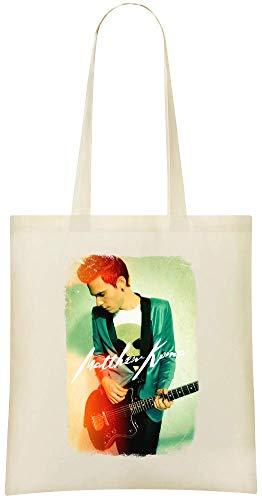 Custom Handbag Tote Friendly Bags Matthew Cotton Grocery Koma 100 Use Soft Eco For Musician Bag Stylish Musicien amp; Everyday Printed Custom Matthew Koma Shoulder wXgCTq8Xf