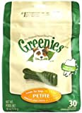 Greenies Xtra Value Pack Petite Treats for Dogs — 30 Pieces, My Pet Supplies