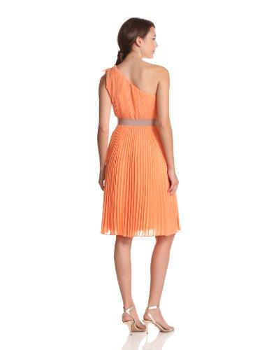 Nectar Kleid Bright Orange BCBGMAXAZRIA Damen NQR6V448 4qZfRwxPB