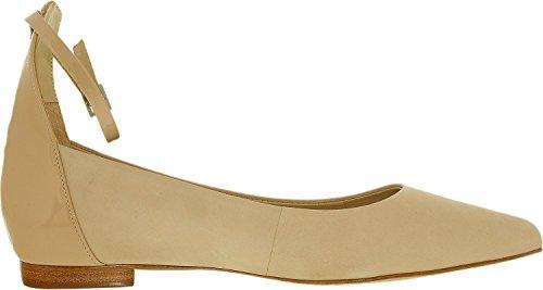 Schutz Femme Bika Daim Cheville Chaussure Plate Tanino Tanino