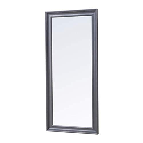 IKEA Hemnes Mirror Gray Stained 304.166.20 Size 29 1/8x65