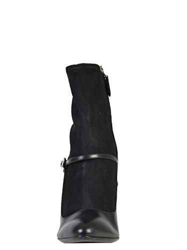 1T0143K052 Bottines Noir Femme Prada Cuir AqwBW5P
