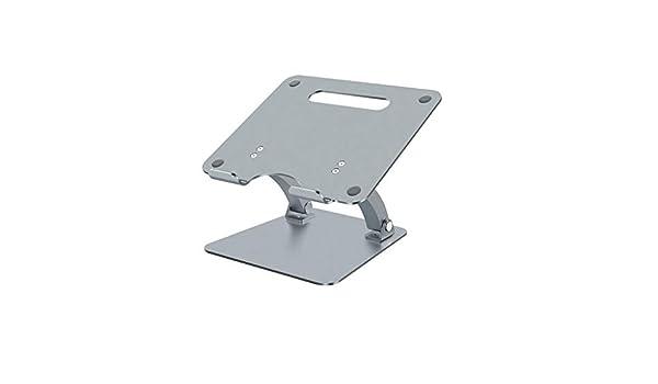 Ajustable portátil Plegable Soporte Radiador Levantamiento Oficina ...