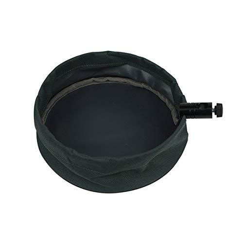 Aventik Easy-Empty Magnetic Fly Tying Trash Tray Trash Holder for Fly Tying